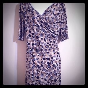 Connected Apparel dress Sz 10 NWOT